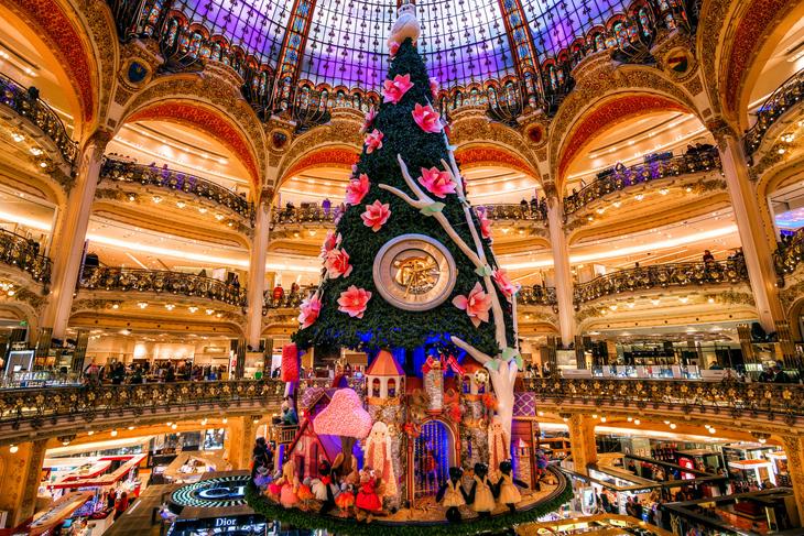 Самые необычные и красивые новогодние елки мира