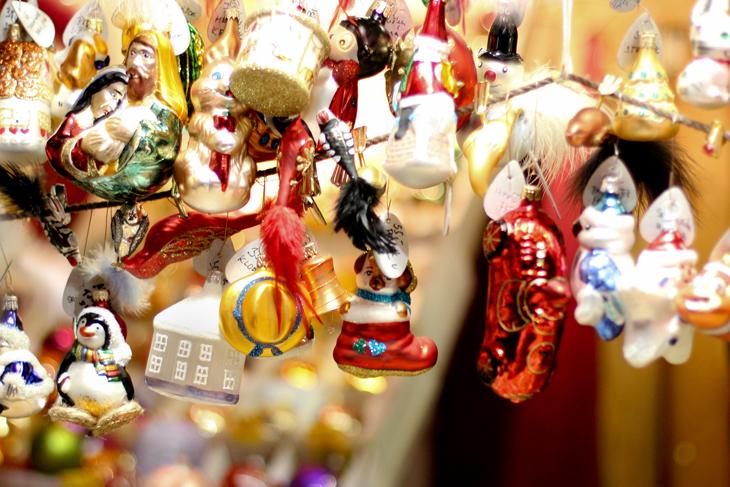 Рождественские сувениры Праги (Чехия)