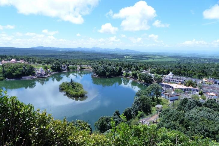 Ганга Талао (Гранд Бассин) - священное озеро Маврикия