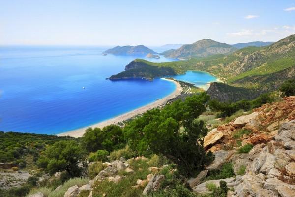 Пляжи Олюдениз: Голубая лагуна, Бельджекиз, Кидрак