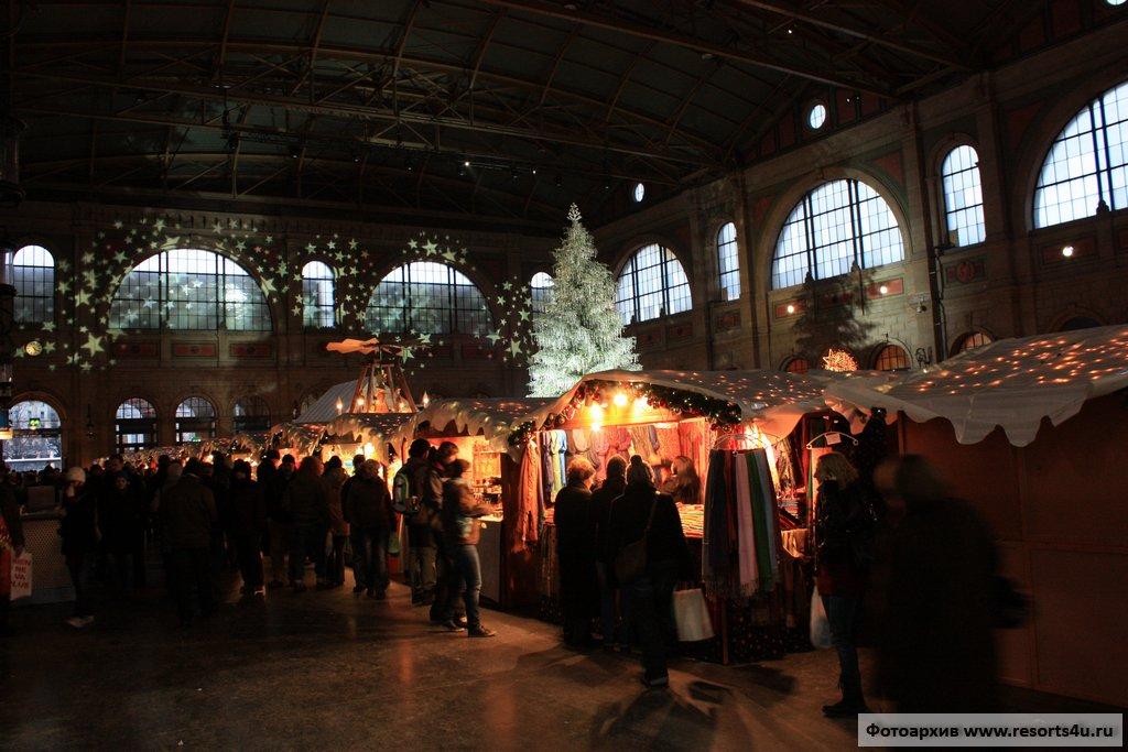 Zurich Christkindlimarkt