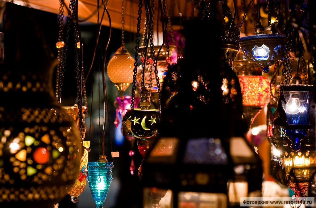 Рождественский базар на вокзале Цюриха