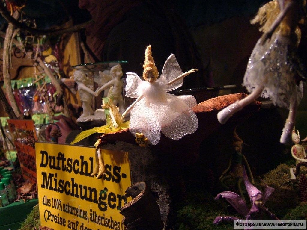 Цюрих, Christkindlimarkt