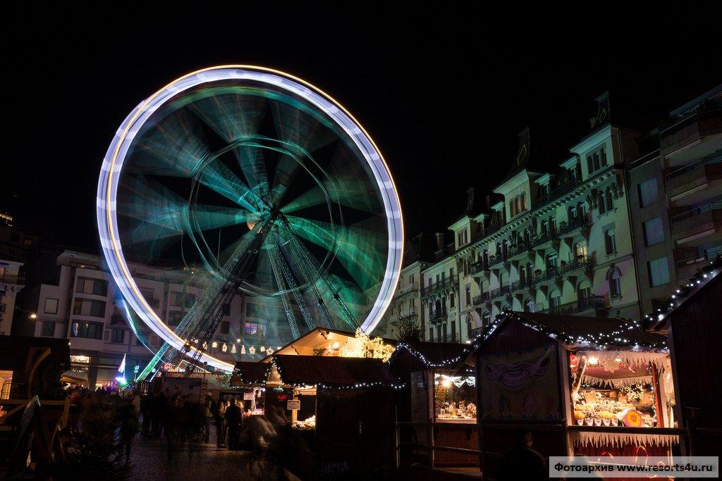 Рождественские ярмарки Швейцарии