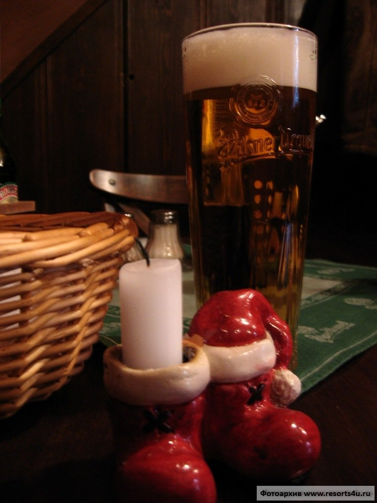 Рождественские сувениры Праги