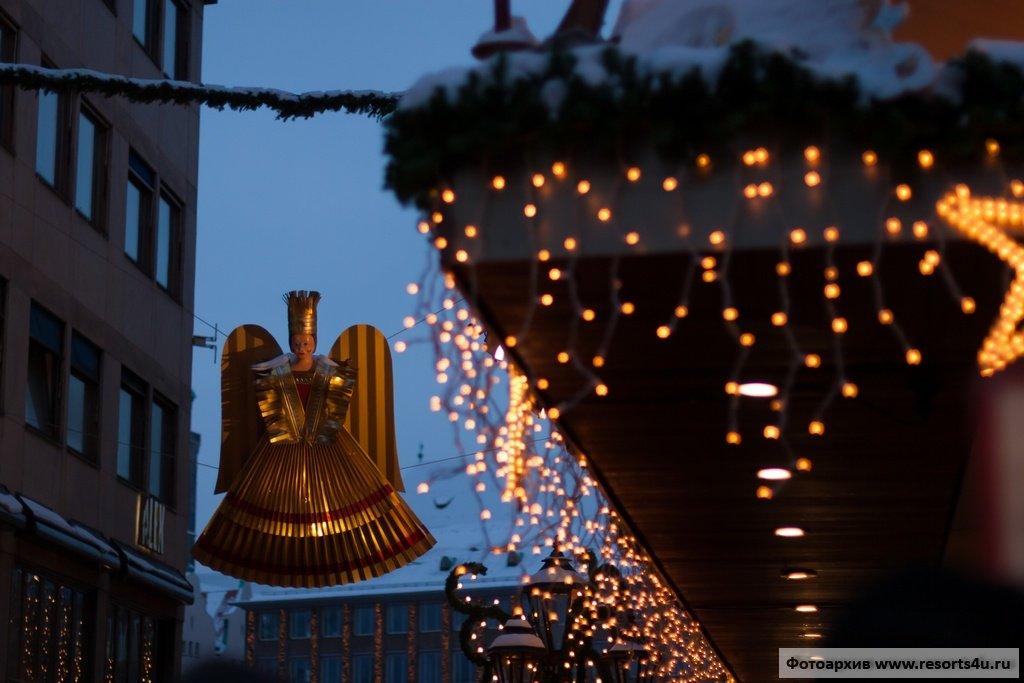 Нюрнберг, Рождество