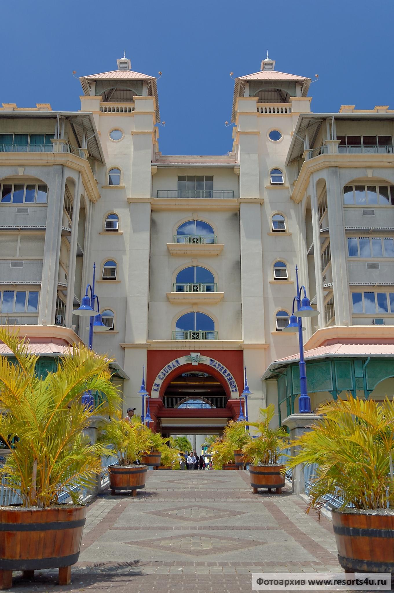 Порт-Луи. Прогулка по столице Маврикия