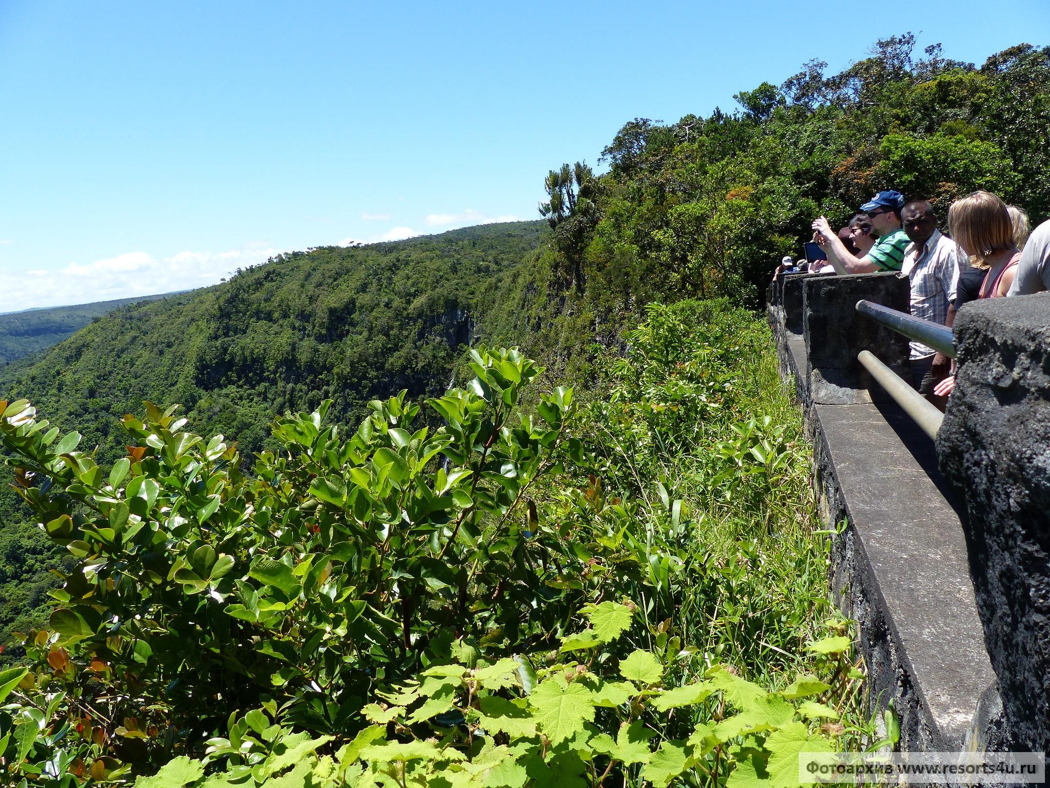Маврикий: национальный парк Блэк-Ривер-Горжес