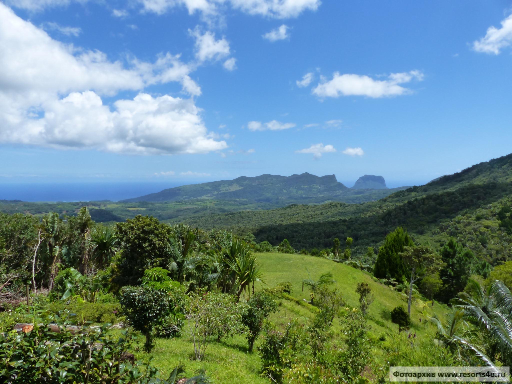 Маврикий: смотровая площадка Ле-Морн