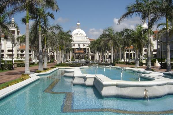 Отель Riu Palace Riviera Maya 5* (Ривьера Майя, Мексика) - фото туристов